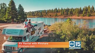 RVshare is the first and largest peer-to-peer RV rental marketplace