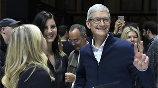 Apple Surpasses Microsoft As The World's Most-valuable Public Company