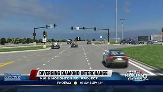 Diverging Diamond could be coming to Tucson interchange - Video