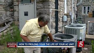 7 Ways To Make Sure Your AC Stays Cool - Video
