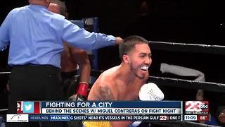 BHS grad Miguel Contreras wins in hometown debut - Video