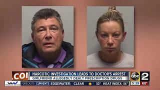 Narcotic investigation leads to doctor's arrest - Video