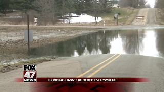 Flooding hasn't receded everywhere - Video