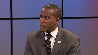 One-on-one with Republican senatorial candidate John James - Video