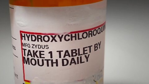 What's Florida doing with thousands of hydroxychloroquine doses?