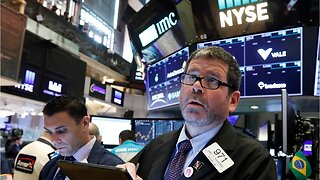 Stocks snap long win streak