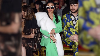 Cardi B FLIRTING with Rob Kardashian After Weight Loss; What Would Blac Chyna Think? - Video