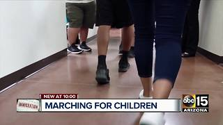Immigration rally held in Phoenix - Video