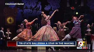 Positively Cincinnati: Local ballerina's parents excited, nervous as daughter leaves nest