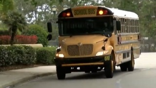 Rule change keep students from riding bus - Video