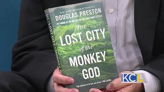 Author Douglas Preston to visit Rainy Day Books - Video
