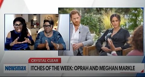 Oprah and Meghan Markle have earned the Itch of the week