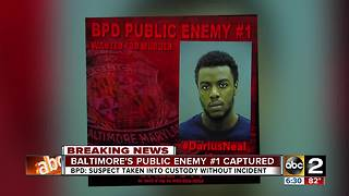 Public Enemy #1 Captured - Video