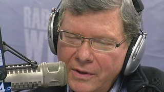 Charlie Sykes hangs up his mic after 23 years - Video