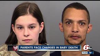 1-month-old�s death ruled homicide, parents charged with neglect - Video