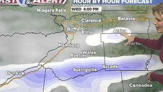 Autumns 7 First Alert Forecast for January 4th 7 Eyewitness News at Noon - Video