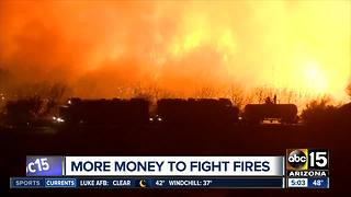 Officials anticipating active Arizona wildfire season - Video