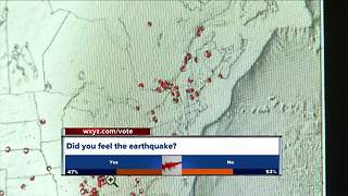 Experts discuss Thursday's earthquake