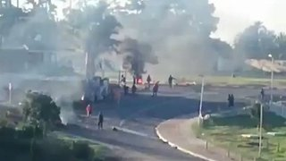 Plettenberg Bay Housing Protests Turn Violent - Video