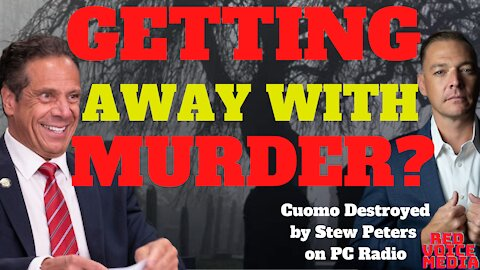 GETTING AWAY WITH MURDER? CUOMO SKATES AS FEDS TARGET TRUMP SUPPORTING AMERICAN PATRIOTS!