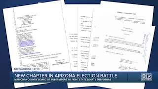 New chapter in Arizona election battle