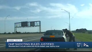 OHP shooting ruled justified