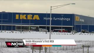 Construction of IKEA in Oak Creek on track for summer opening - Video