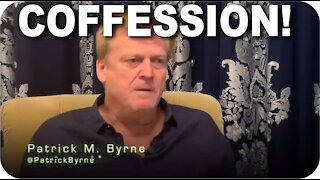 Patrick M. Byrne (CEO of Overstock.com) EXPOSES Deep State Election Fraud
