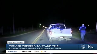 Oklahoma Police Officer Ordered To Stand Trial