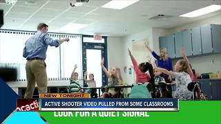 Pinellas Co. parents raise concerns over active shooter training video