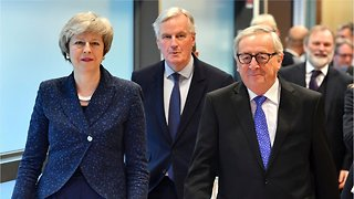 PM May Proposes Two Brexit Votes For Parliament