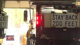 Brown County crews get ready for storm - Video