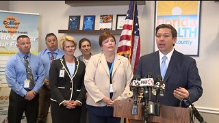 DeSantis gives update on Coronavirus response