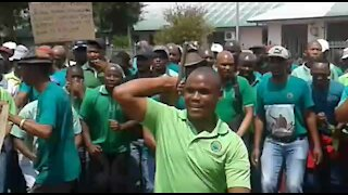 NUM member appears in Brits court for attempted murder (U47)
