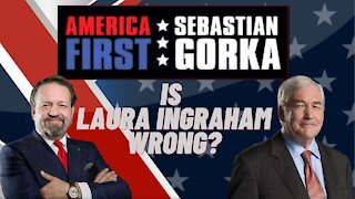 Is Laura Ingraham wrong? Lord Conrad Black with Sebastian Gorka on AMERICA First
