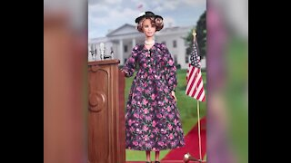 Mattel releases Eleanor Roosevelt Barbie doll