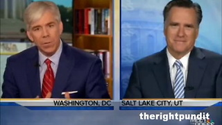 Romney on 2016: Says Christie is 'Very Impressive,' Doesn't List Cruz as an Option - Video