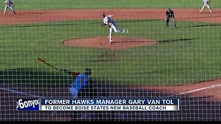 Broncos to name Gary Van Tol as new baseball coach - Video