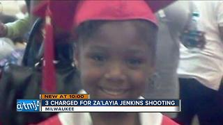 Arrests made in shooting death of Za'Layia Jenkins