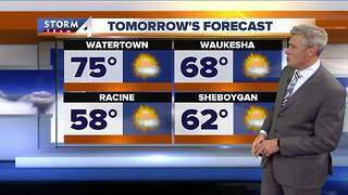 Beautiful weather continues Thursday - Video