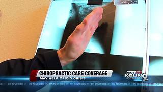 Chiropractors want Arizona program to cover their care - Video