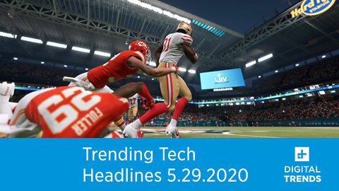 Trending Tech Headlines | 5.29.30