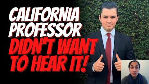 Fired For Speaking Against Gender Pronouns & Professor Can't Stand Student Saying Cops Are Heroes.