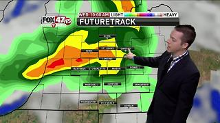 Dustin's Forecast 7-10 - Video