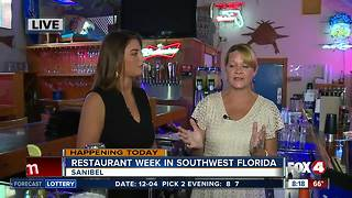 Restaurant Week in SWFL - Video
