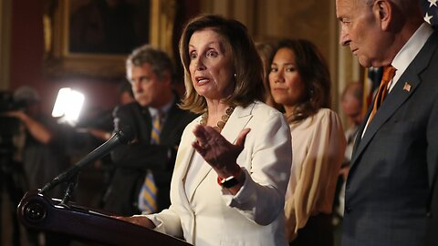 Pelosi Wants To Clarify Laws On Indictment Of Sitting Presidents