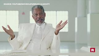 5 Facts about Morgan Freeman | Rare People - Video