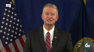 Governor Little delivers his State of the State address