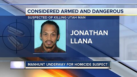 """Idaho State Police looking for """"armed and dangerous"""" homicide suspect in Cassia County"""