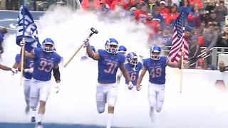 Utah State vs. Boise State for the right to host the Mountain West Conference championship